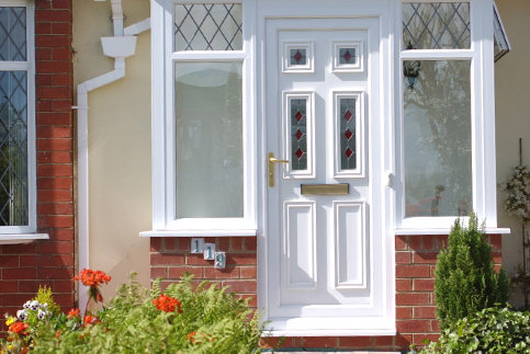 Glazing doors for Double glazed doors fitted