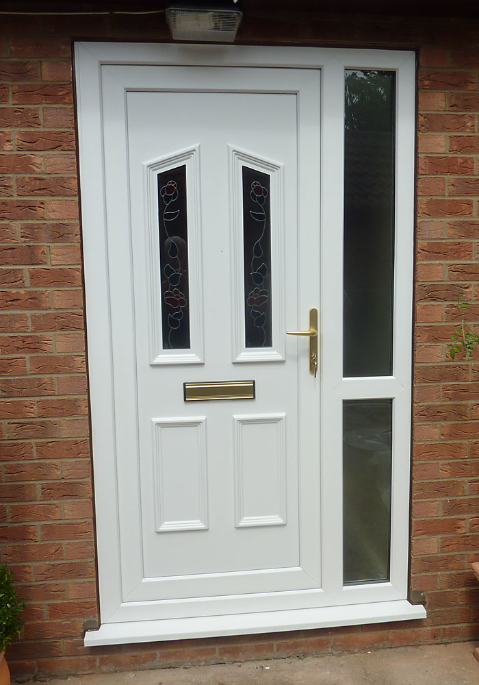 1st class window systems ltd manufactures of high for Upvc glass front doors