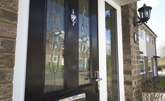 Composite Doors Have The Look Of Real Wood Without The Need For Frequent Painting Or Staining. Image Number 4 Of Safestyle Door Prices . : safestyle french doors - pezcame.com